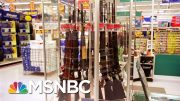 Walmart Acts On Guns, But Will Congress? - The Day That Was | MSNBC 4
