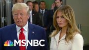 President Donald Trump Says He Put 'No Pressure' On Ukraine To Investigate Biden's Son | MSNBC 5