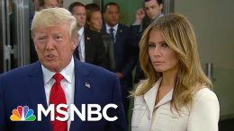 President Donald Trump Says He Put 'No Pressure' On Ukraine To Investigate Biden's Son | MSNBC 7