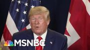 Trump Withholds Aid From Ukraine, Claims He Did Not Ask For Quid Pro Quo | Andrea Mitchell | MSNBC 3