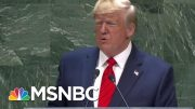 Trump Pushes 'America First' Foreign Policy To U.N. In SOTU-Like Speech | Hallie Jackson | MSNBC 2