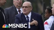 What Is Impeachable And What's Not? | Velshi & Ruhle | MSNBC 2
