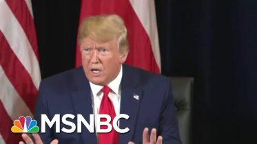 Why President Donald Trump Is The Worst Witness For Himself | Deadline | MSNBC 2