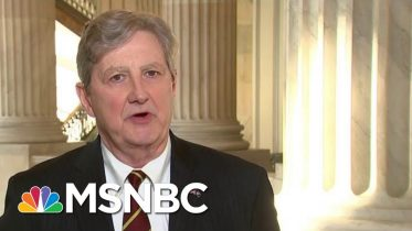 Full Kennedy: All Pelosi Said Was The 'Impeachment Investigation Continues' | MTP Daily | MSNBC 6