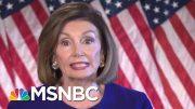 House Speaker Nancy Pelosi Announces Formal Impeachment Inquiry | MTP Daily | MSNBC 5