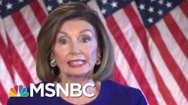 House Speaker Nancy Pelosi Announces Formal Impeachment Inquiry | MTP Daily | MSNBC 6