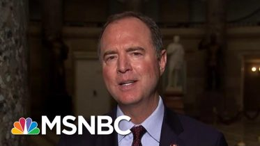Adam Schiff On Impeachment Of Trump: 'The Big Club Has Been Brought Out' | All In | MSNBC 10
