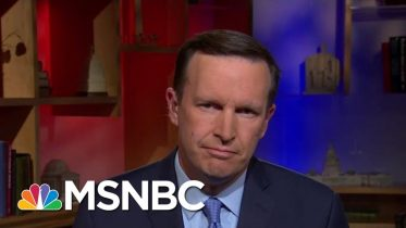 Chris Murphy On Why He Shifted On Impeachment | All In | MSNBC 10