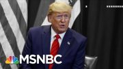 Here's Why Trump May Think Impeachment Is Good For 2020 | The 11th Hour | MSNBC 2