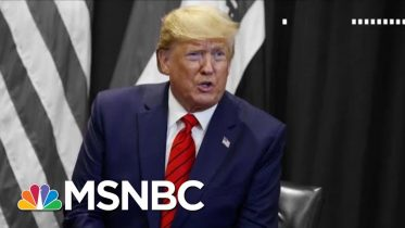 Here's Why Trump May Think Impeachment Is Good For 2020 | The 11th Hour | MSNBC 5