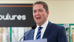 """Scheer on emissions: """"Canada is not the problem"""" 2"""