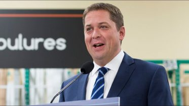 """Scheer on emissions: """"Canada is not the problem"""" 10"""