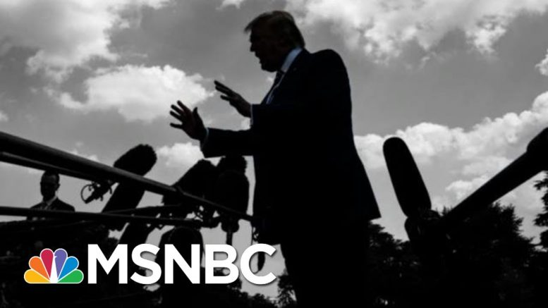 How Likely Are Lawmakers To Actually Vote To Impeach President Donald Trump? | The 11th Hour | MSNBC 1