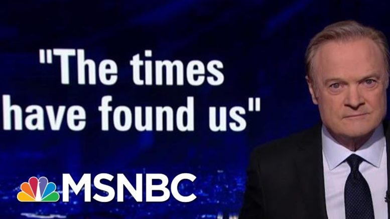 """House Dems Pushed Toward Impeachment: """"We Couldn't Stand On The Sidelines"""" 
