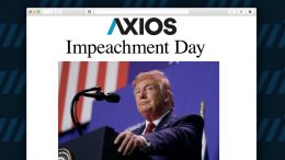 1 Big Thing: Impeachment Day 4