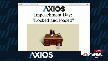 1 Big Thing: Impeachment Day 'Locked and Loaded' 6