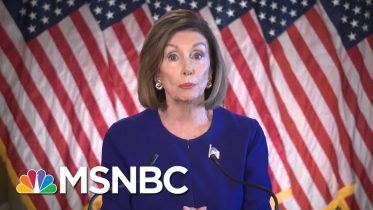 Nancy Pelosi Announces Formal Impeachment Inquiry Of Trump - The Day That Was | MSNBC 6