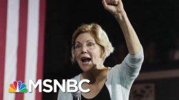 Senator Elizabeth Warren Leads 2020 Field In New Polling | Morning Joe | MSNBC 3