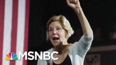 Senator Elizabeth Warren Leads 2020 Field In New Polling | Morning Joe | MSNBC 6