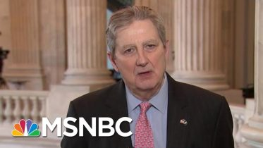 Senator Concerned By Allegations, Waiting On Transcript | Morning Joe | MSNBC 1