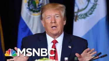 Trump: 'Absolutely No Pressure' Put On Ukraine To Investigate Biden And Son | Hallie Jackson | MSNBC 6