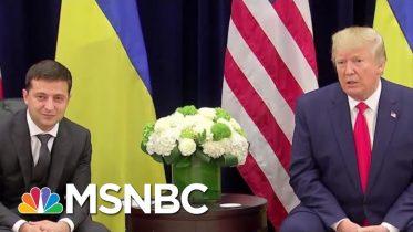 Tipping Point For Impeaching Trump As WH Admits Ukraine-Biden Plot 6