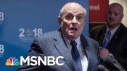 Rudy Giuliani's Actions Under Scrutiny In Trump's Call With Ukrainian President | Hardball | MSNBC 2