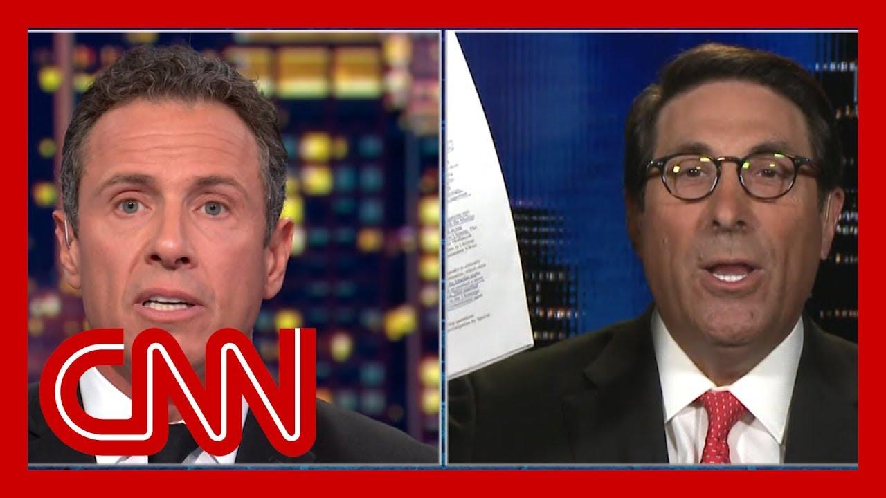 Cuomo to Trump attorney: Quid pro quo isn't necessary for impeachment 2