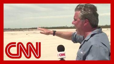 CNN reaches critical airport. See what reporter found. 6