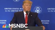 Lawmakers Who've Seen Trump Whistleblower Complaint Call It Disturbing | The 11th Hour | MSNBC 5