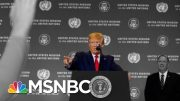 Here's Why President Donald Trump Is So Obsessed With Ukraine | The 11th Hour | MSNBC 2