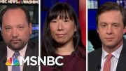 Trump White House Increasingly Sees Impeachment Showdown As Inevitable | The 11th Hour | MSNBC 3