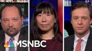 Trump White House Increasingly Sees Impeachment Showdown As Inevitable | The 11th Hour | MSNBC 2