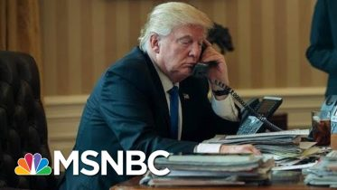 Impeachment Calls Grow As Trump Caught Demanding Biden Probe - The Day That Was | MSNBC 6