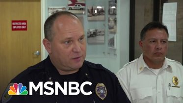 Odessa Police Confirm At Least 21 Injured And 5 Deceased | MSNBC 6