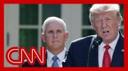 Watch Pence defend controversial stay at Trump's resort 4