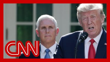 Watch Pence defend controversial stay at Trump's resort 6
