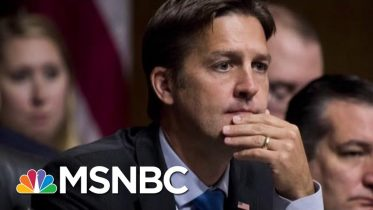 Why Sen. Ben Sasse Speaking Out Is Significant | Morning Joe | MSNBC 9