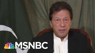 Pakistani PM Open To President Donald Trump's Help In Kashmir | Morning Joe | MSNBC 6