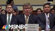 Acting DNI Maguire: 'I Believe This Matter Is Unprecedented' | MSNBC 3