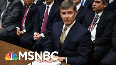 Acting DNI Takes Complaint About White House Coverup, Goes To White House First | MSNBC 6