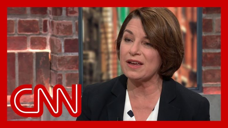 Klobuchar: I've been calling for impeachment for months 1