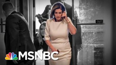 Pelosi Torches Trump White House's Ukraine Call Response: This Is A Cover-Up | The 11th Hour | MSNBC 10
