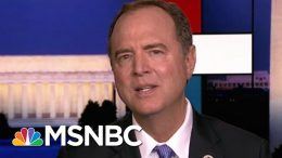 Adam Schiff: Trump Safe To Be Investigated; Preservation Orders Issued | Rachel Maddow | MSNBC 9