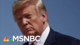 Whistleblower's Safety A Concern As Trump Makes Veiled Threats | Rachel Maddow | MSNBC 8