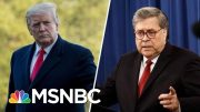 The Whistleblower Complaint And The Cover Up: Who Is Complicit? - The Day That Was | MSNBC 4