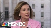 Pelosi: Trump Used Taxpayer Money To Shake Down Leader For His Own Gain | Morning Joe | MSNBC 3