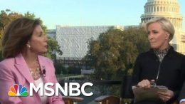 'He's Gone Rogue,' Speaker Pelosi Says About Attorney General William Barr | Morning Joe | MSNBC 4