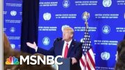 'The Room Was Mostly Silent': Reporter In Room For 'Spies' Remark | Morning Joe | MSNBC 5