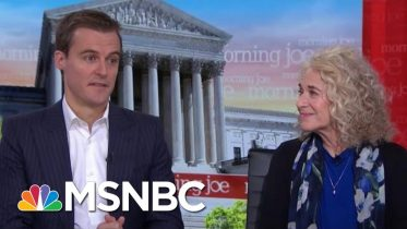 Carole King Returns To Central Park With Global Citizen | Morning Joe | MSNBC 5